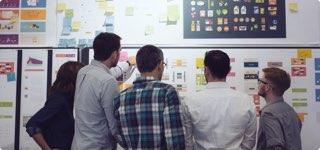 Design Team at Work